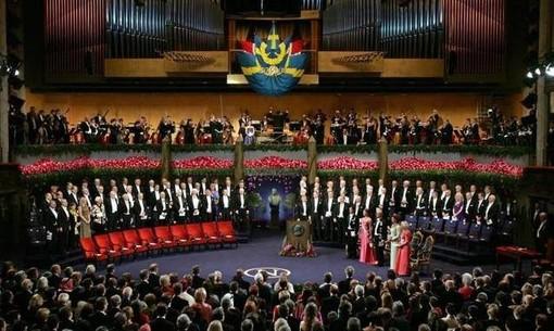 A Villa Nobel, collegamento in diretta da Stoccolma della cerimonia di consegna dei Premi Nobel per la Pace