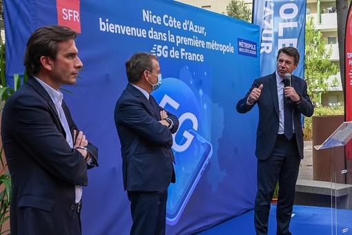Dalla Costa Azzurra: in attesa della copertura in Italia Nizza è da oggi la prima metropoli di Francia con il 5G (Video)