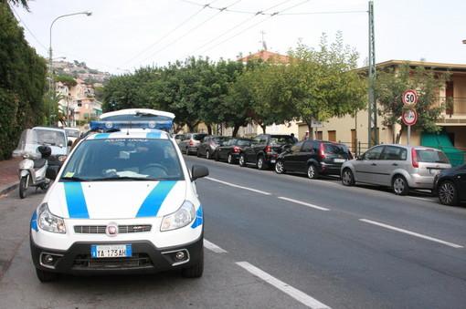 Un'estate difficile per la Polizia Municipale di Ospedaletti, con due agenti in servizio a turno anche un banale incidente può essere un problema
