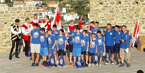 Taggia: grande successo e vittoria dell'Olimpia nello scorso weekend al torneo di basket 'Canestr-ello'