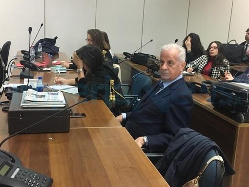 Reggio Calabria: dopo anni di udienze oggi è il giorno della sentenza per Claudio Scajola al processo 'Breakfast' (Foto e Video)