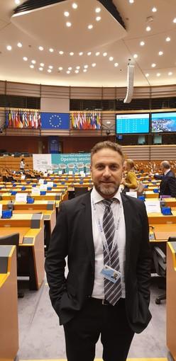 Il presidente del Consiglio Regionale Piana a Bruxelles per la sessione plenaria del Comitato europeo delle regioni