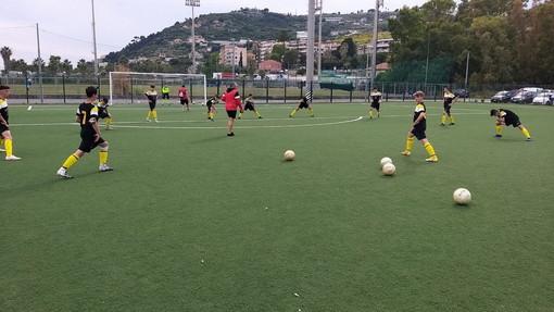Calcio: trasferta a Pian di Poma per i Giovanissimi 2006 della Polisportiva Vallecrosia Academy (foto)
