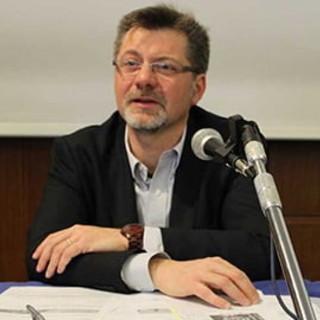 Il giornalista Paolo Lambruschi della rassegna 'Ottobre di Pace' a Villa Ormond di Sanremo