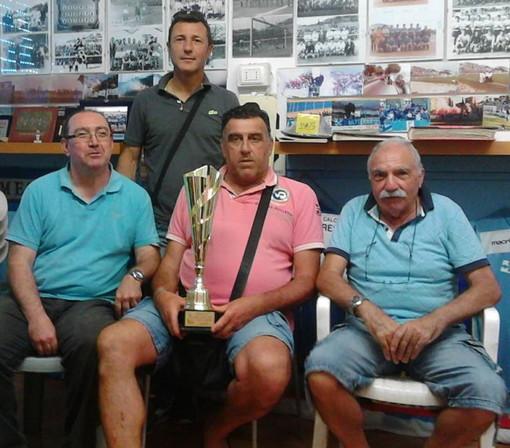 Calcio amatoriale: vittoria degli 'Irriducibili Sanremo' al torneo benefico della Sanremese