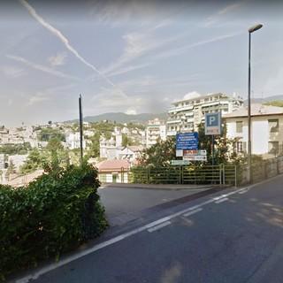 Sanremo: parcheggio dell'ospedale abbandonato e via Borea pericolosa, la mail di un nostro lettore