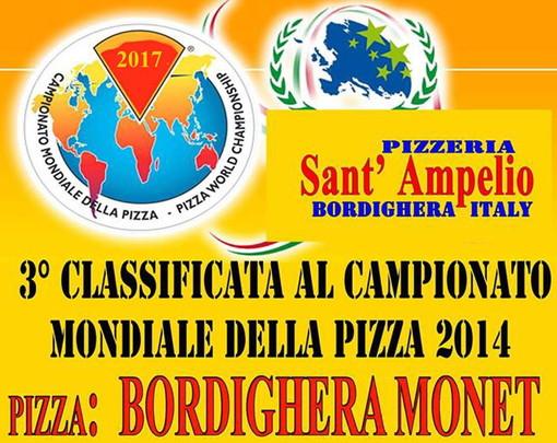Bordighera: riprende da oggi alla Pizzeria Sant'Ampelio la consegna a domicilio per pizze e dei piatti del menù