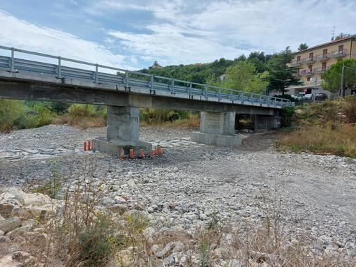 San Bartolomeo al Mare: ultimati i lavori di consolidamento del ponte in Borgata Richieri