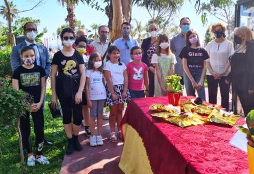 Ventimiglia: premiati i vincitori del concorso 'Il mio  Corsaro Nero', iniziativa rivolta ad allievi dai 6 ai 14 anni