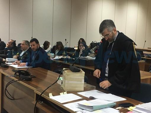 Reggio Calabria: processo 'Breakfast', nuove dichiarazioni da un collaboratore di giustizia, la sentenza potrebbe slittare (Foto e Video)