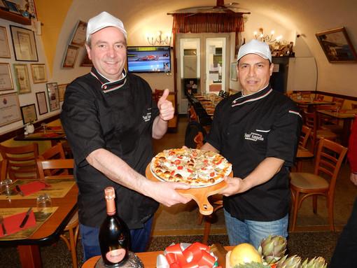 Bordighera: da domani la pizzeria Sant'Ampelio consegnerà a domicilio pizze, primi e secondi piatti