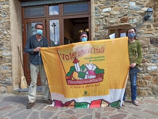 Molini di Triora: la frazione di Glori 'The place to Be' ha vinto il premio nazionale 'Voler bene all'Italia'