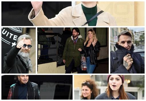 #Sanremo2020: con Diletta Leotta, Masini, Arisa, Piero Pelù, Achille Lauro e Annalisa oggi è già Festival (Foto)