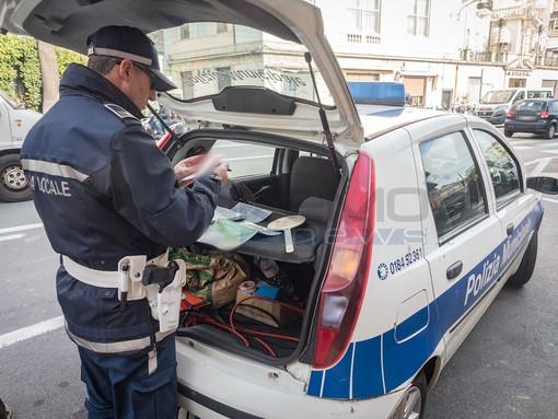 Sanremo: Polizia Municipale, ecco come saranno spesi gli incassi delle multe nel 2019