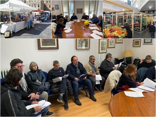 La riunione della quarta commissione