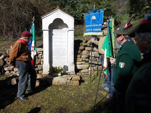 Sanremo: domenica prossima il ricordo di cinque giovani caduti ad opera dei repubblichini a Bajardo