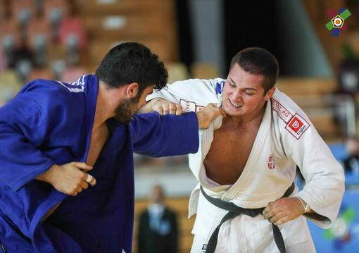 Lorenzo Rossi, atleta del Judo Club Sakura Arma di Taggia ASD, rientra dai Campionati Europei Juniores di Judo