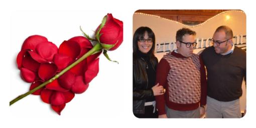 Due appuntamenti imperdibili al Ristorante da Erio: il 14 la sera più romantica dell'anno e il 18 divertimento e risate con Enzo Paci