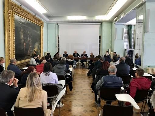 Sanremo: riunione tra Amministrazione e residenti per la sistemazione di strada Valloni Tasciaire (Foto)