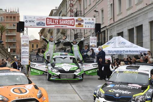 Al 66esimo Rallye Sanremo, Craig Breen e Paul Nagle vincono nel finale