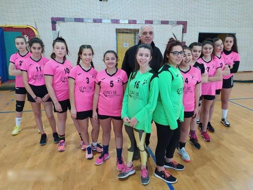 Pallamano: doppia vittoria sabato scorso per le due formazioni femminili della Riviera Handball