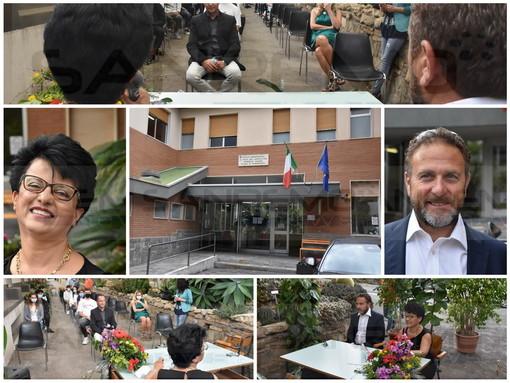 """La Regione saluta gli studenti della provincia al 'Ruffini-Aicardi' di Sanremo: Piana """"L'augurio è di rimanere sempre in classe"""" (Foto e Video)"""