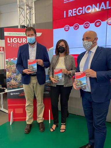 'Liguria in Treno', un libro dedicate alla scoperta della nostra regione a bordo dei treni Regionali