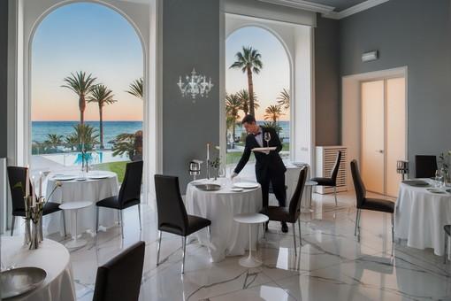 Riaprirà venerdì prossimo il Ristorante Mimosa all'interno del 'Miramare The Palace' a Sanremo