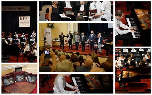 Sanremo: grande successo al teatro del Casinò per il concorso pianistico 'Russian Piano Music' (Foto)