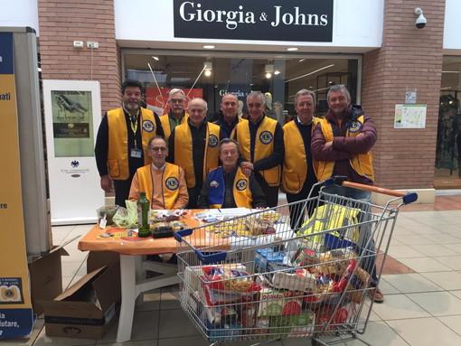 #unatonnellataemezzo, per la raccolta Alimentare Lions Club Arma e Taggia, un successo di solidarietà