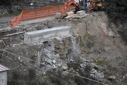 Rocchetta Nervina: proseguono a ritmo serrato i lavori sulla Sp 68, riapertura entro dicembre