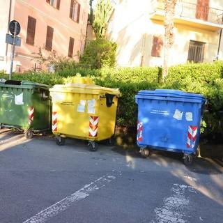 Sanremo: aperture straordinarie a Baragallo per consegna dei kit della raccolta differenziata