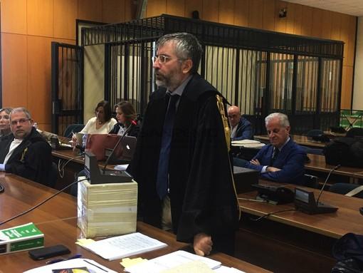 Le immagini dall'aula bunker del tribunale di Reggio Calabria