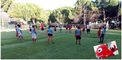 Partita a pieno ritmo l'attività di inizio stagione del Reds Rugby Team asd