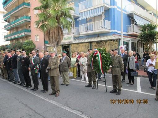 Ventimiglia: buona partecipazione ieri al raduno dell'associazione dei Genieri e Trasmettitori (Foto)