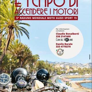 Sanremo: domenica prossima torna il 5° Raduno Mondiale delle Sport 15 Moto Guzzi