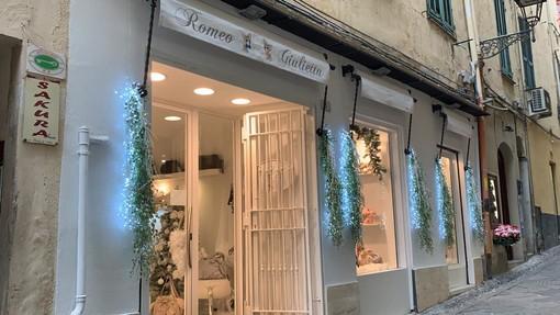Sanremo: 'Romeo & Giulietta', nel centro della città ecco il negozio 'Fashion' per gli amici a 4 zampe