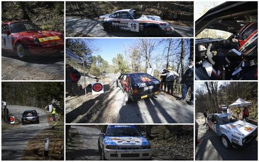 36° Sanremo Rally Storico tredici nazioni all'assalto del podio: oggi lo spettacolo dello 'shakedown' (Foto e Video)