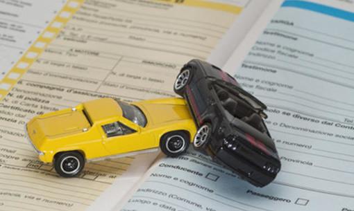 Nella nostra provincia il 3,55% degli assicurati rinnoveranno le classi di merito dopo un sinistro con colpa