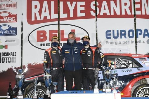Rallye di Sanremo: tolta la penalità all'equipaggio irlandese, la gara matuziana torna a Breen-Nagle