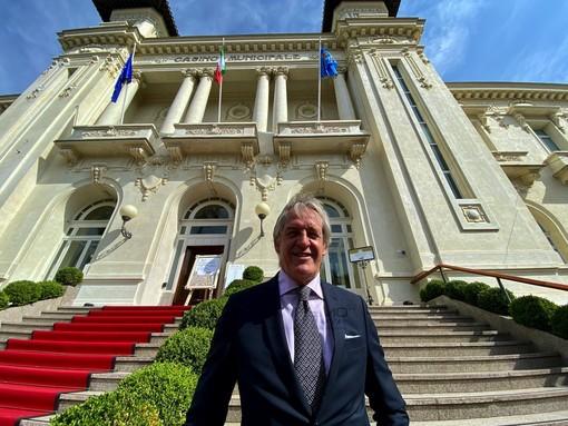 Adriano Battistotti, presidente Cda Casinò di Sanremo