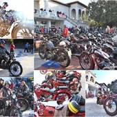 Raduno Moto Guzzi tra Sanremo e Ospedaletti: grande soddisfazione per gli organizzatori