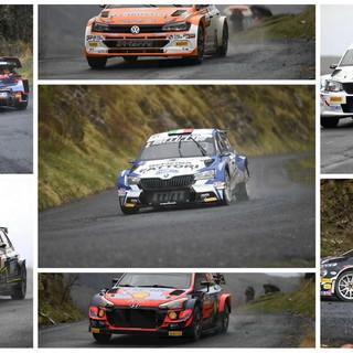 Automobilismo: prime tre prove speciali al Rallye di Sanremo, i risultati e impressioni al riordino (Foto)