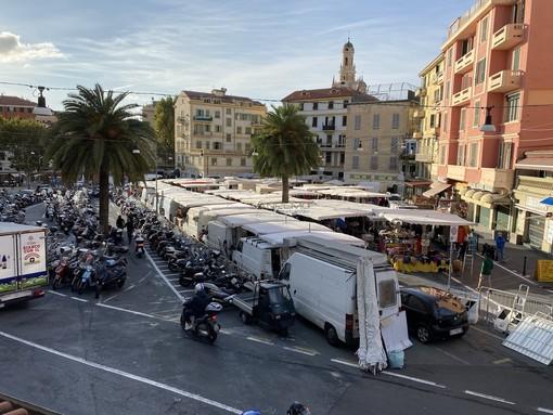 Il 'nuovo' mercato di piazza Eroi
