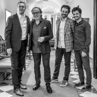 Rosario Bonaccorso Quartet al 58° Festival Internazionale di Musica da Camera di Cervo