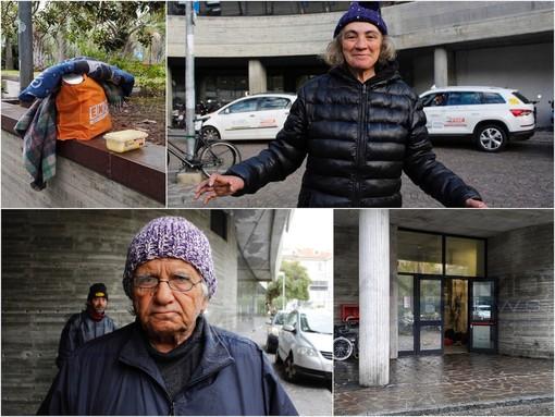 Storie di donne e uomini alla stazione di Sanremo