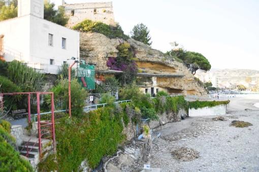 La spiaggia 'Magama' affidata ad Amaie Energia