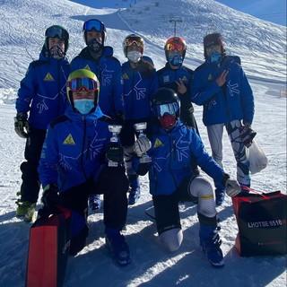 Sci: continua la marcia verso le finali nazionali per cinque giovani imperiesi impegnati nel campionato piemontese