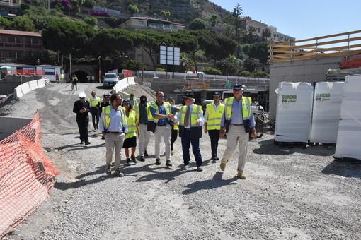 Ventimiglia: sospesi i lavori al porto di 'Cala del Forte' fino al 13 aprile, al momento non è rinviata l'inaugurazione di luglio