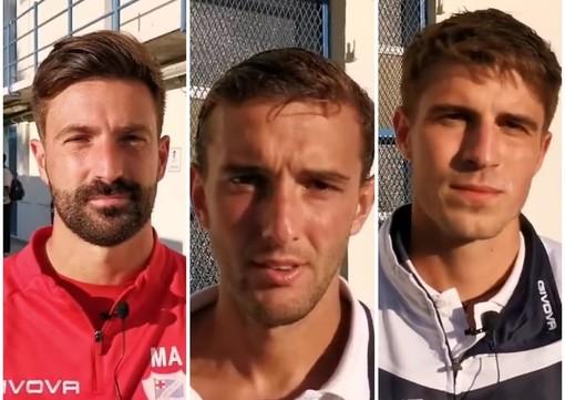"""Serie D, Sanremese Calcio. Dopo Fossano parlano Mister Andreoletti, Valagussa e Acquistapace:"""" Una bella vittoria. Abbiamo saputo soffrire."""""""